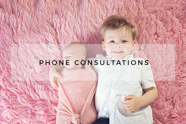 Sleep consultant phone consultations